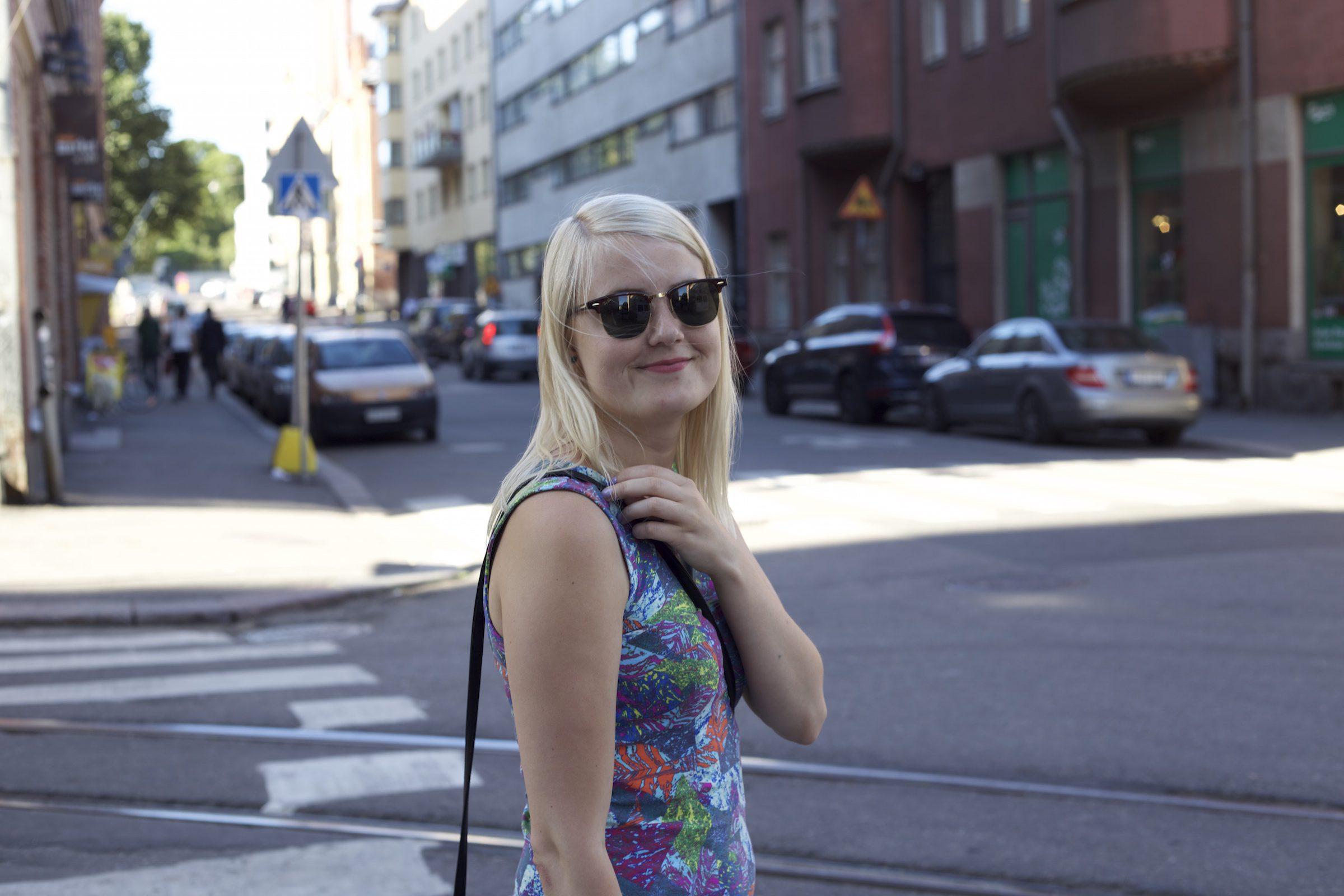 Ramona tykkää Virosta, Suomesta ja kesästä.