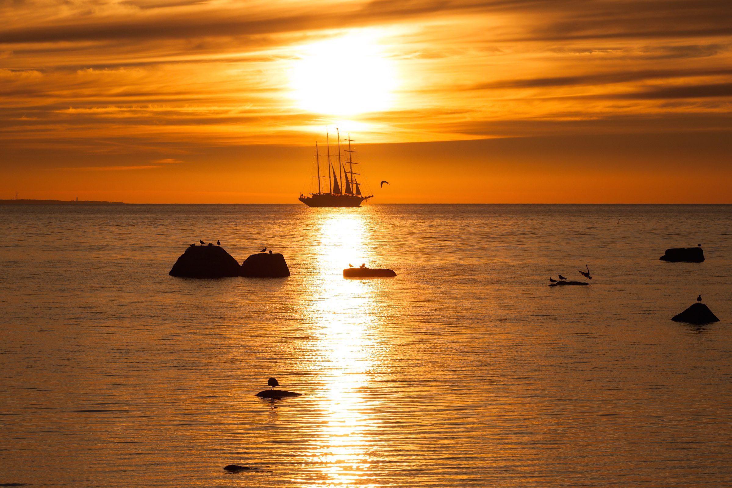 Virossa vietetään tänä vuonna merikulttuurin teemavuotta.