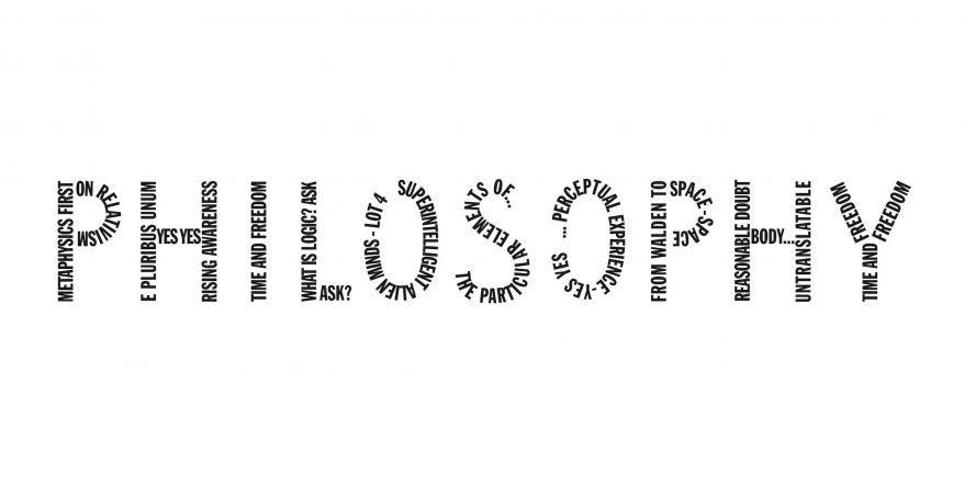 Filosofian yö -tapahtuman logo