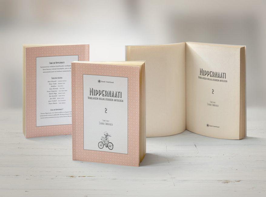 Virolaisen kirjallisuuden antologia Nippernaatin toinen numero