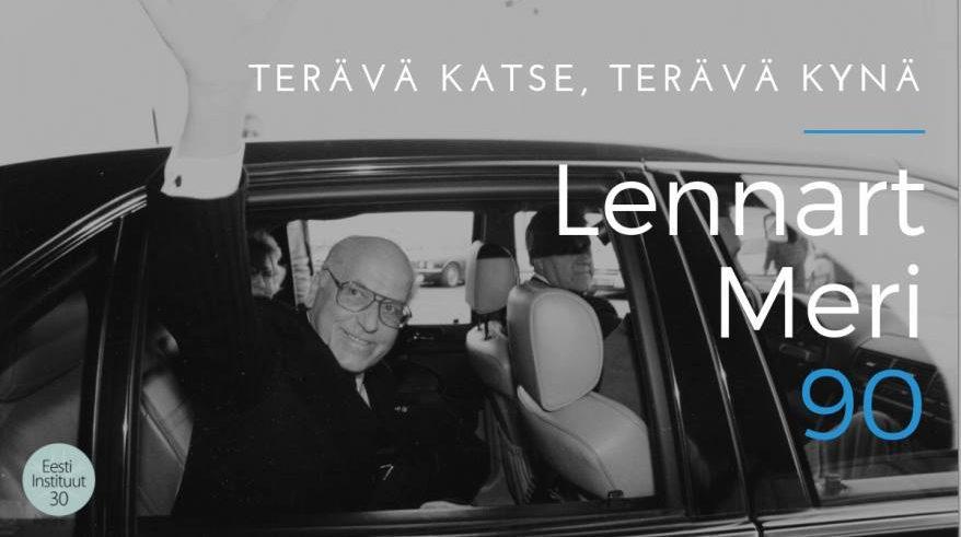Lennart Meri 90