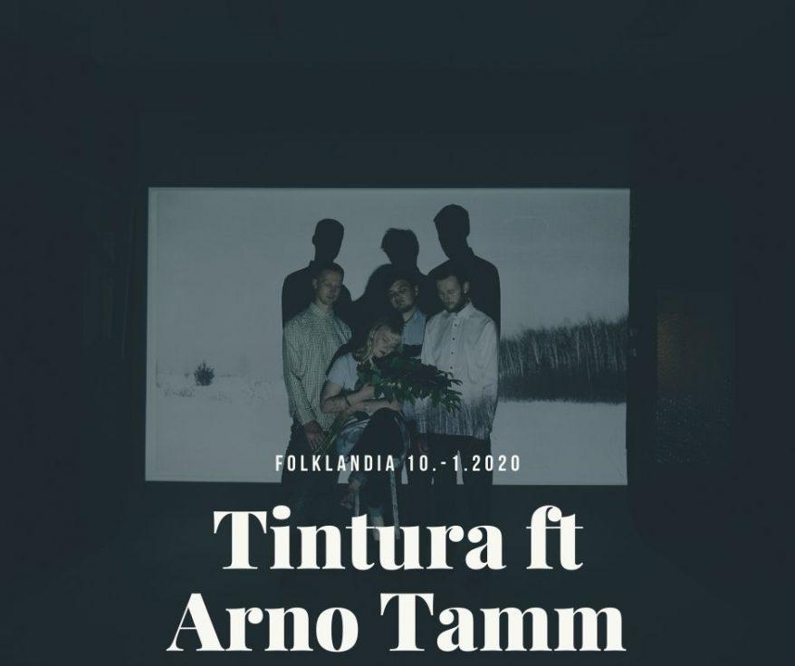 Folklandialla Tintura ft Arno Tamm