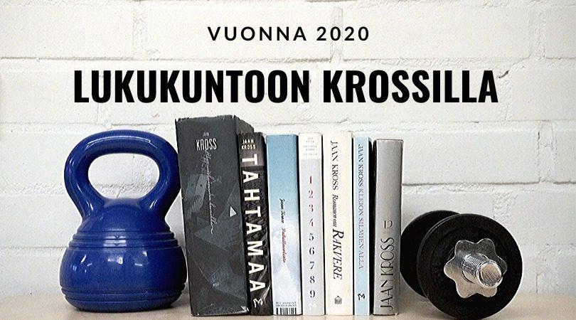 Lukukuntoon Krossilla -kampanja